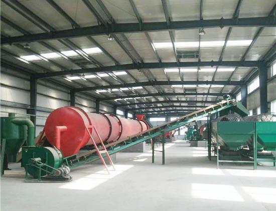 年产1-3万bob登陆电脑版设备厂区规划及生产设施