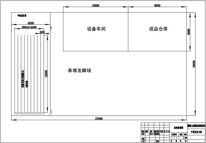 年产1-3万bob登陆电脑版设备厂区及生产设施规划图