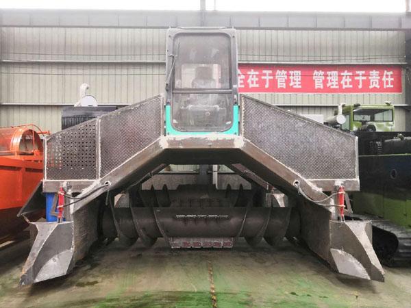 堆肥发酵翻堆机厂家直销