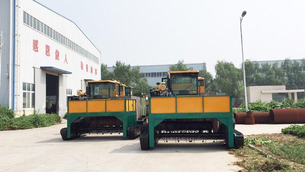 河南鹤壁bob登陆电脑版翻堆机设备厂家地址和电话