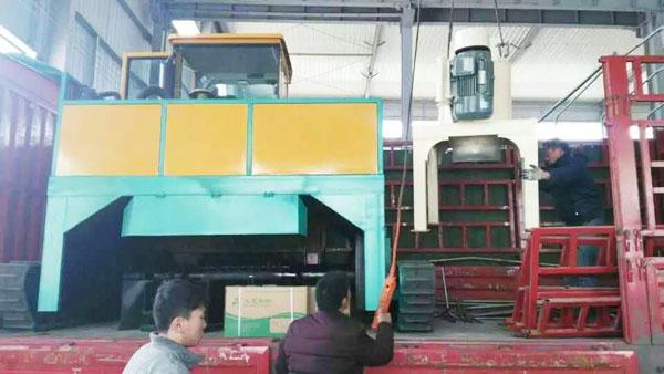 河南鹤壁有机肥翻堆机设备厂家地址和电话