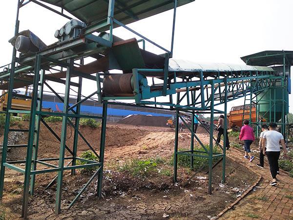年产2万吨有机肥生产线